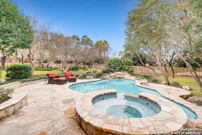 Bexar County, Medina County Single Family Home New: 7515 Steeple Course