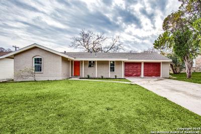 San Antonio TX Single Family Home New: $165,900