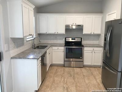 San Antonio TX Single Family Home New: $161,000