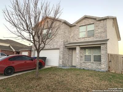 San Antonio TX Single Family Home New: $186,000