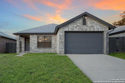 San Antonio TX Single Family Home New: $169,700
