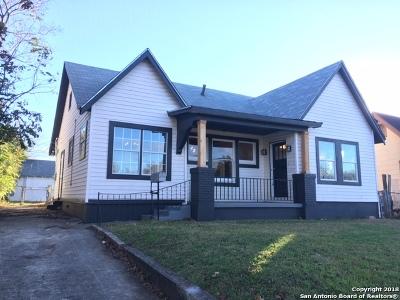 San Antonio Single Family Home New: 1330 E Highland Blvd