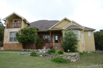 New Braunfels Single Family Home New: 145 Lupin Circle