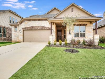 San Antonio Single Family Home New: 3719 Avia Oaks