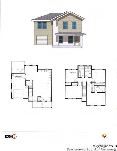 San Antonio Single Family Home New: 126 Villa Grande