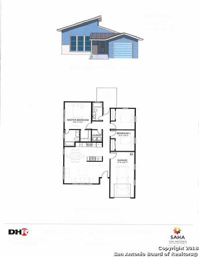 San Antonio Single Family Home New: 130 Villa Grande