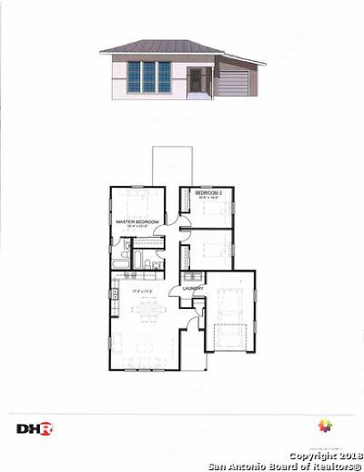 San Antonio Single Family Home New: 134 Villa Grande