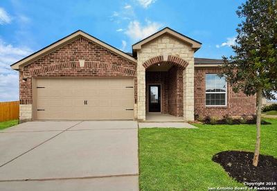 San Antonio Single Family Home New: 7928 Bluewater Cove