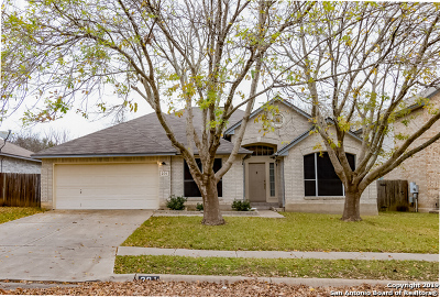 Cibolo Single Family Home For Sale: 201 Notchleaf