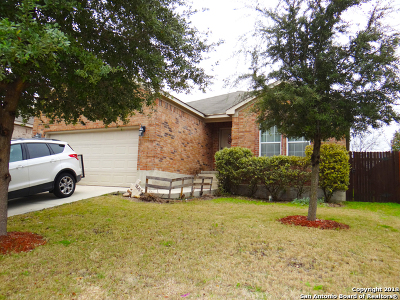 San Antonio Single Family Home New: 9826 Pagodia View
