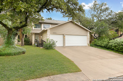 San Antonio Single Family Home Price Change: 6009 Larimer Sq