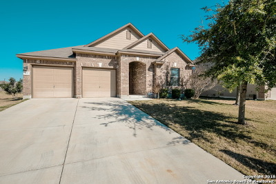 New Braunfels Single Family Home New: 1433 Jordan Crossing