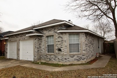 Bexar County Single Family Home New: 6006 Ashley Springs