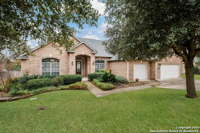 San Antonio Single Family Home New: 3218 Spider Lily