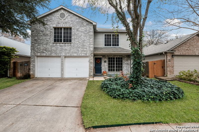 San Antonio Single Family Home New: 20 Pembroke Ln