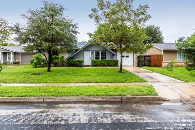 San Antonio Single Family Home New: 7314 Pipe Spring Dr