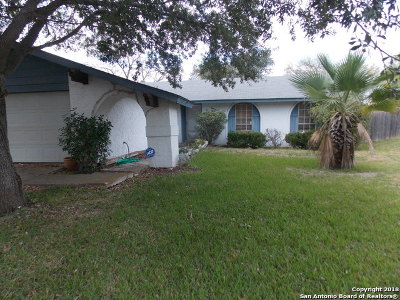San Antonio Single Family Home Active Option: 6407 Green Top Dr