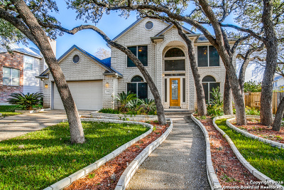 Bexar County Single Family Home New: 13518 Voelcker Ranch Dr