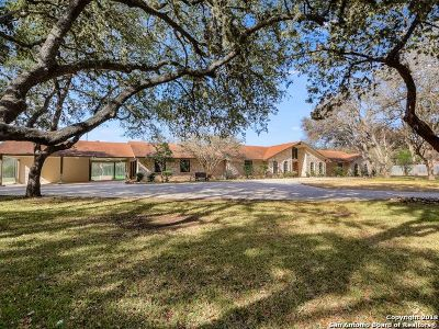 San Antonio Single Family Home New: 200 Village Circle