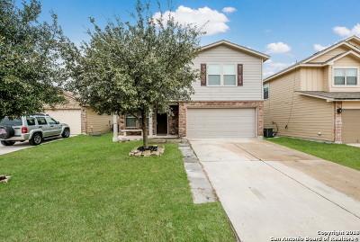 San Antonio Single Family Home New: 10219 Bonavantura