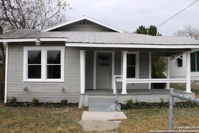 San Antonio Single Family Home New: 833 Westfall Ave
