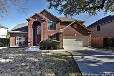 Schertz Single Family Home New: 2753 Valencia Ln