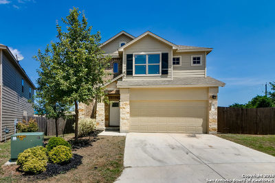 San Antonio Single Family Home New: 12303 Fort Bliss