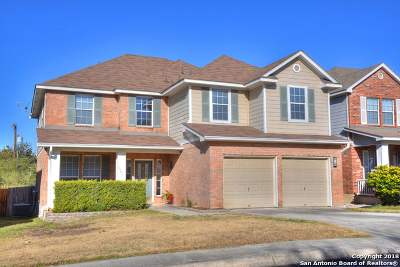 San Antonio Single Family Home New: 22923 Cardigan Chase