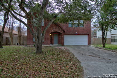 San Antonio Single Family Home New: 9738 Morningfield