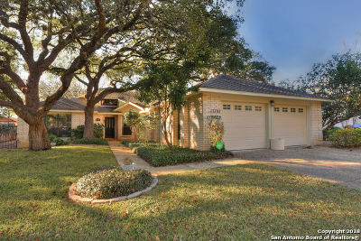 San Antonio Single Family Home New: 13707 Hunters Hawk St