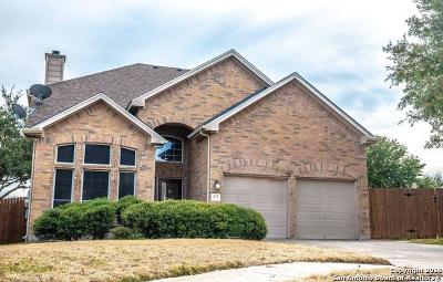 Schertz Single Family Home Active Option: 478 McBride Bridge