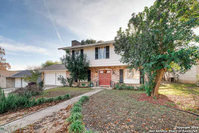 San Antonio Single Family Home New: 3618 Minthill Dr