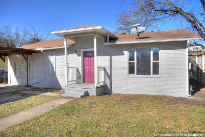 San Antonio Single Family Home New: 143 Hollyberry Ln