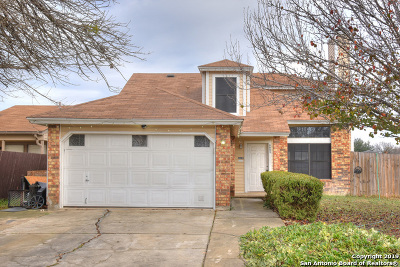 San Antonio Single Family Home New: 5993 Burning Sunrise Dr