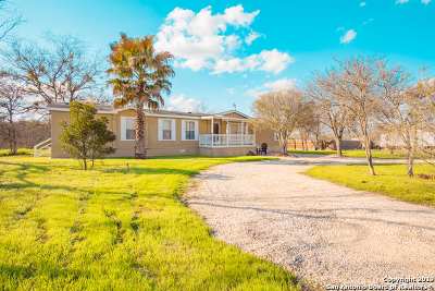 San Antonio Manufactured Home Active Option: 710 County Road 3820