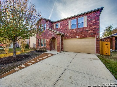 San Antonio Single Family Home New: 6046 Donely Pl