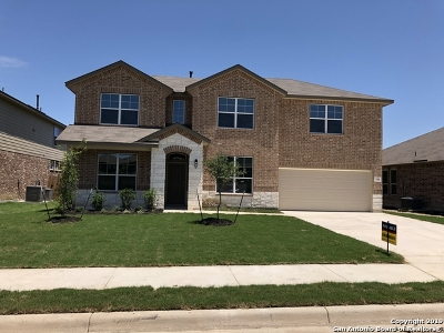 Cibolo Single Family Home New: 312 Minerals Way