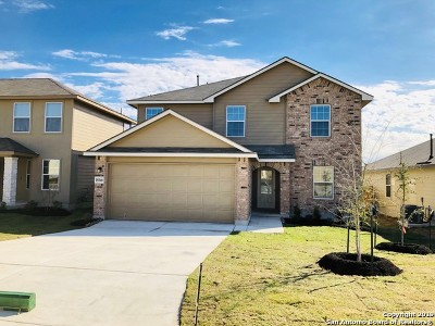 San Antonio Single Family Home New: 15568 Night Heron