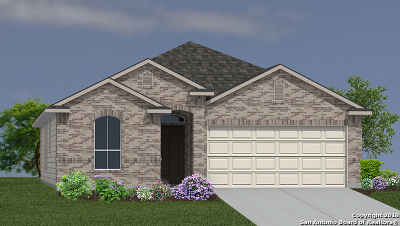 San Antonio Single Family Home New: 8743 Emerald Sky Drive
