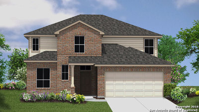 San Antonio Single Family Home New: 8707 Riddles Peak