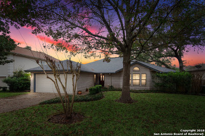 San Antonio Single Family Home New: 3234 Mid Hollow Dr