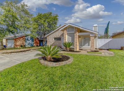 San Antonio Single Family Home New: 16610 Crested Butte St