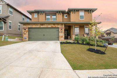 San Antonio Single Family Home New: 23002 Copper Gully
