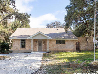 Shavano Park Single Family Home Price Change: 16410 NW Military Hwy