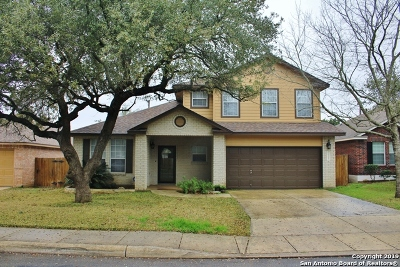 San Antonio Single Family Home New: 26215 Upton Creek