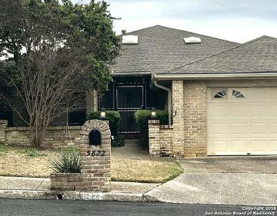 Windcrest Single Family Home For Sale: 5822 Winding Ridge Dr