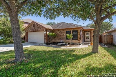 San Antonio Single Family Home New: 5218 Sagerock Pass
