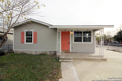 San Antonio TX Single Family Home New: $174,900