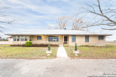 Schertz Farm & Ranch For Sale: 7783 Trainer Hale Rd