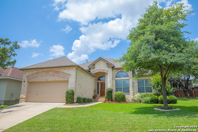 San Antonio Single Family Home New: 18114 Prestonshire